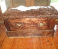 Covered Storage Box